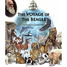 The Voyage of the Beagle [Illustrated] (English Edition)