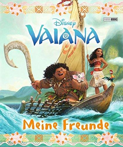 Disney Vaiana: Meine Freunde