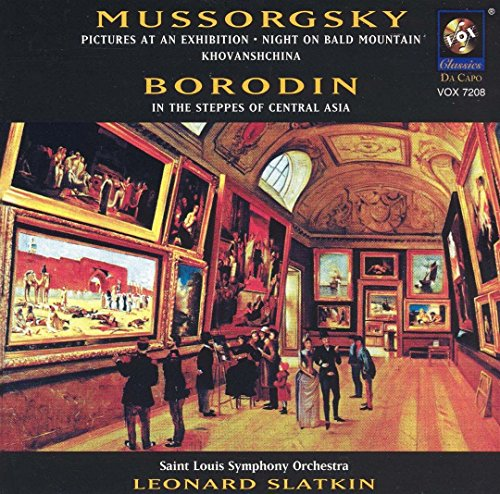 Mussorgsky: Pictures at an Exhibition, Night on Bald Mountain