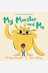 My Monster and Me Hardcover