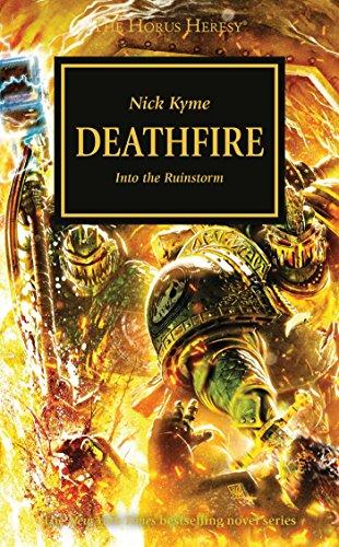 Deathfire (Horus Heresy) por Nick Kyme