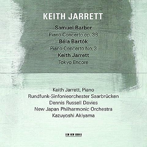 Samuel Barber: Piano Concerto, Op.38 / Béla