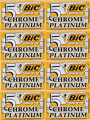 40 BIC – CHROME PLATINUM