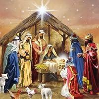 Ambiente servilletas de papel Almuerzo/Fiesta/CA. 33x 33cm Navidad Collage–Ideal como un regalo de Navidad–y decoración