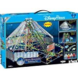 Disney Store Deluxe K-Nex Space Mountain Motorized Building Set Roller Coaster by K'Nex