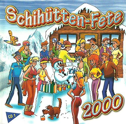 inkl. Hütten-Mix mit Aber bitte mit Sahne etc. (Compilation CD, 16 Tracks) - Schwein Hütten