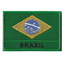 PATCHE bandera Brasil