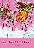 Zauberhafte Feen (Wandkalender 2018 DIN A4 hoch): Feen und Elfen (Monatskalender, 14 Seiten ) (CALVENDO Kunst) [Kalender] [Apr 01, 2017] Dürr, dieKLEINERT.de/Gisela