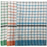"""Lushomes Multi Super Absorbent and Soft Kitchen Napkins (18"""" x 25"""", Pack of 3)"""