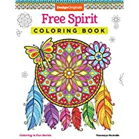 Free Spirit Coloring Book (Coloring Activity Book) (Coloring Is Fun)