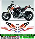 Kit ADESIVI Decal Sticker Honda CB 1000 R Repsol (Ability to Customize The Colors)