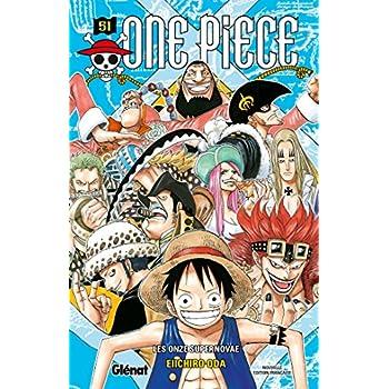 One Piece - Édition originale - Tome 51: Les onze supernovae