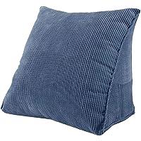 Cuscino a cuneo per schienale e schienale a triangolo, per divano, ufficio, sedia, divano, divano per adulti e bambini…