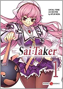 Sai:Taker Edition simple Tome 1