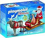 Playmobil 5590 Father Christmas Santa's Sleigh with Reindeer