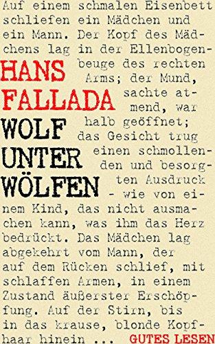 Wolf unter Wölfen -