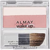Wake Up Blush and Highlighter, Berry, 0.16 Ounce