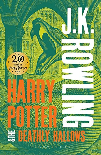 Harry Potter and the Deathly Hallows: 7/7 (Harry Potter 7 Adult Cover)