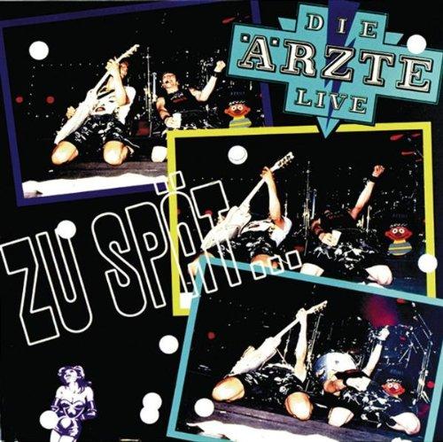 Zu spät (Hit Summer Mix '88)