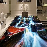 Mznm Personalisierte Beliebiger Größe 3D Stereoskopischen Carpe Lotus Stein  Wohnzimmer Badezimmer R WANDGERÄTE Malerei Vinyl Tapete