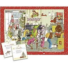 Am Weihnachtsbaume ..., Adventskalender: Mit den 24 tollsten Weihnachtsliedern durch den Advent!