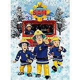 Feuerwehrmann SAM Adventskalender mit Schokolade, 1er Pack (1 x 75g)
