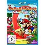Wii U: Paper Mario Color Splash - [Wii U]