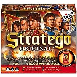 STRATEGO - Stratego original, juego de estrategia (DISET,S.A 80515)