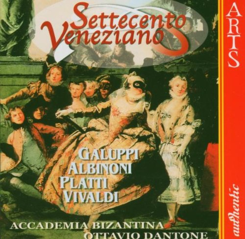 18th Century Venetian Music [Import allemand]