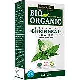 INDUS VALLEY Organic Bhringraj Powder, 100g