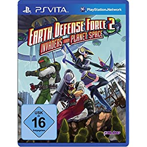 Earth Defense Force 2 – Invaders from Planet Space