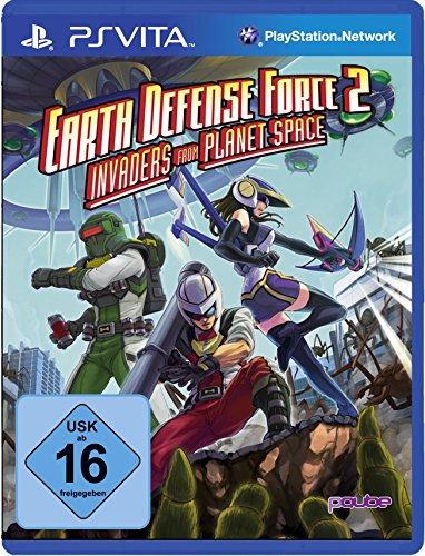 Earth Defense Force 2 - Invaders from Planet Space