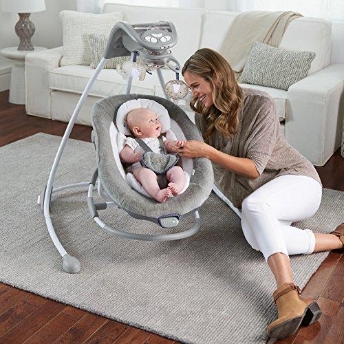 mejores mecedora para bebés Ingenuity