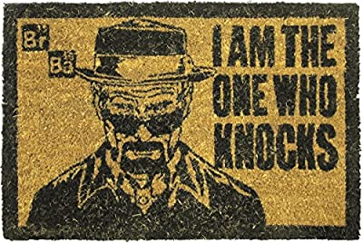 Breaking Bad I Am The One Who Knocks Paillasson