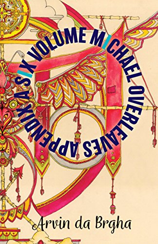 A Six Volume Michael Overleaves Appendix: Volume 2 (English Edition)