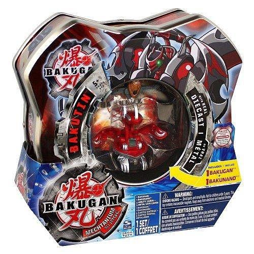 Bakugan Bakutin Drago (Colors and Styles May Vary)