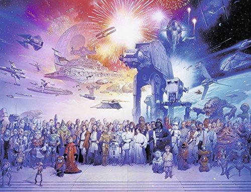 Ravensburger-16701-Star-Wars-Universum-Puzzle-2000-Teilig