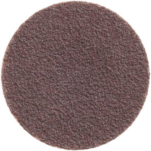 Speed-lok Ts Abrasive Disc (Norton R228 Metalite Speed-Lok Schleifscheibe, Tuchrückseite, TS, Aluminiumoxid, 7,6 cm Durchmesser, Körnung 60, 50 Stück)
