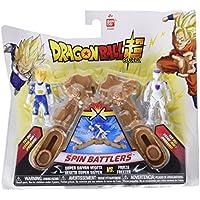 Pocoyó dragon ball - goku y boo - pack de 2 combate final dragon ball super