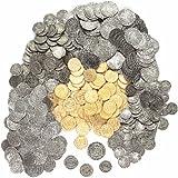 30x Mittelalter Replica Münzen Pennies, half-groat, Groat und Gold Quarter Noble