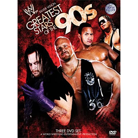 WWE - Greatest Stars Of The 90's