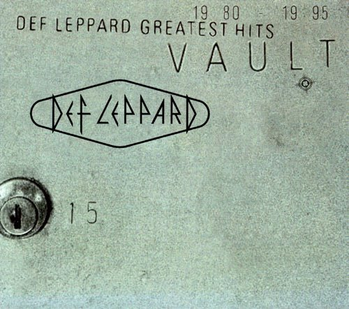 Vault: Def Leppard Greatest Hits by Def Leppard