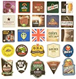 Traditional Pub Beer Mats (Pack of 25) Best Review Guide