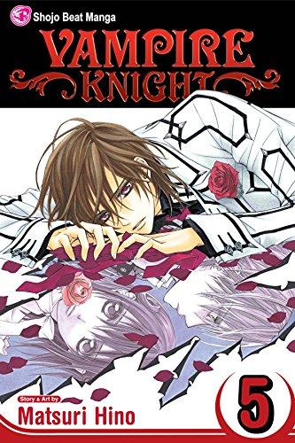 VAMPIRE KNIGHT TP VOL 05 (C: 1-0-0) par Matsuri Hino