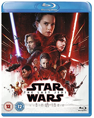 (Star Wars: The Last Jedi [Blu-ray] [UK Import])