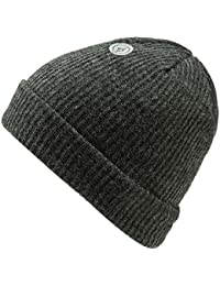 Volcom Yeah Beanie charcoal / gris Taille Uni