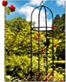 Rosensäule Rosenbogen Pergola von Lifetime Garden auf Du und dein Garten