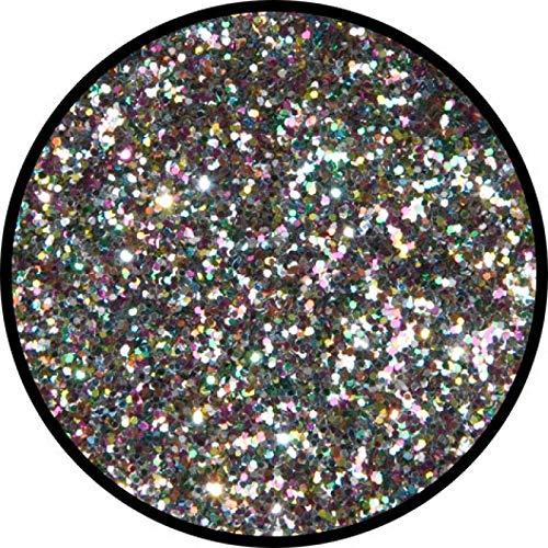Eulenspiegel 902127 - Profi Effekt Polyester-Streuglitzer - Regenbogen  - 2g