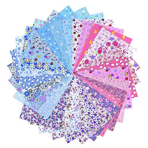mudder-30-piezas-telas-patchwork-algodon-mixto-plazas-paquete-20-x-15-cm