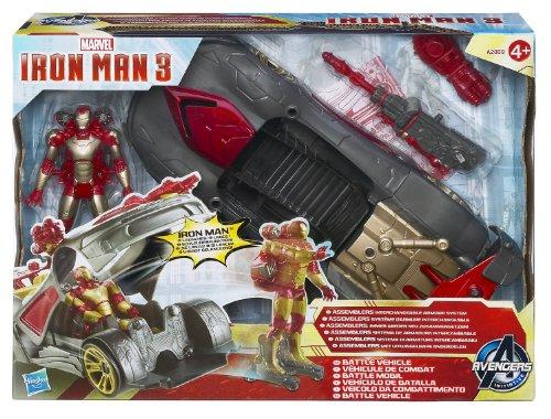 Iron Man - Veicolo di Battaglia Iron Man 3